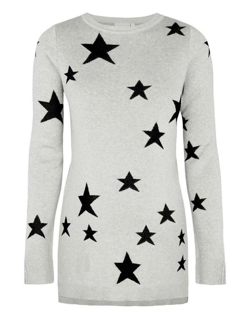 JoJo Maman Bebe Star Maternity Sweater