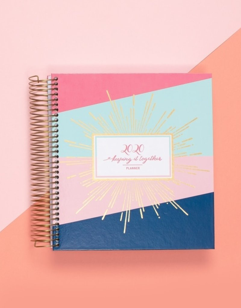 Kitlife 2020 Kitlife Luxe Daily Planner