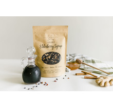 Elderberry Syrup DIY Packet