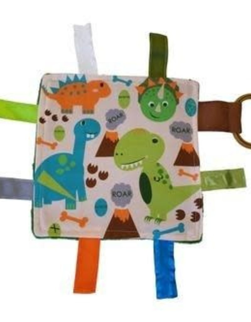 "Baby Jack Squares 8""x 8"" Tag Toys"