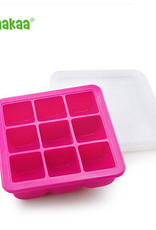 Haakaa Silicone 9x Cup Food Tray with Lid