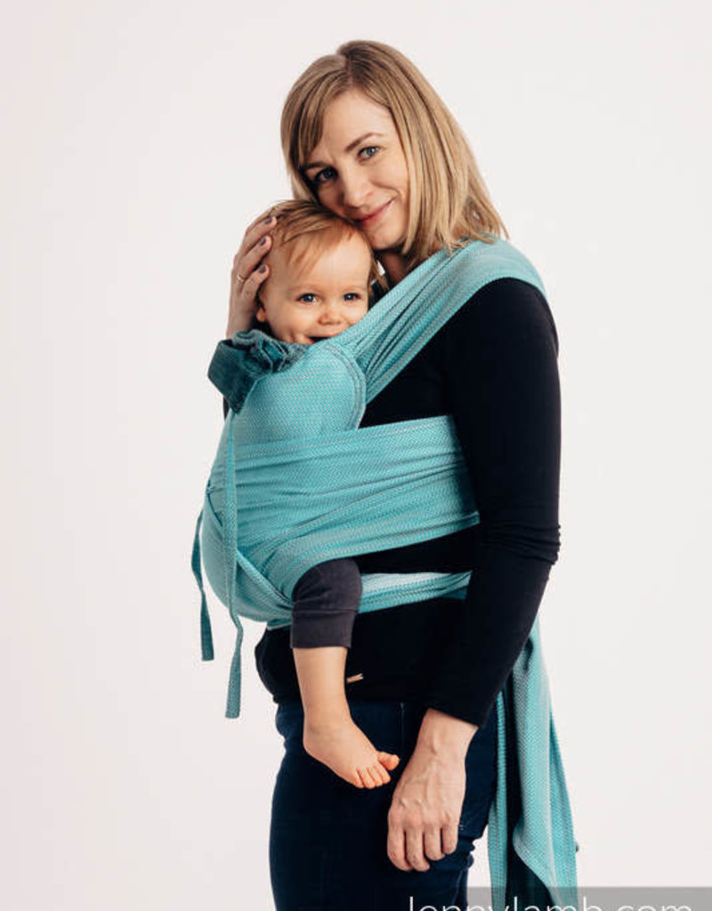 Lenny Lamb Wrap Conversion Meh Dai Toddler Size