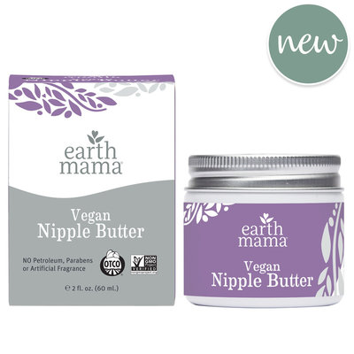 Earth Mama Organics Vegan Nipple Butter