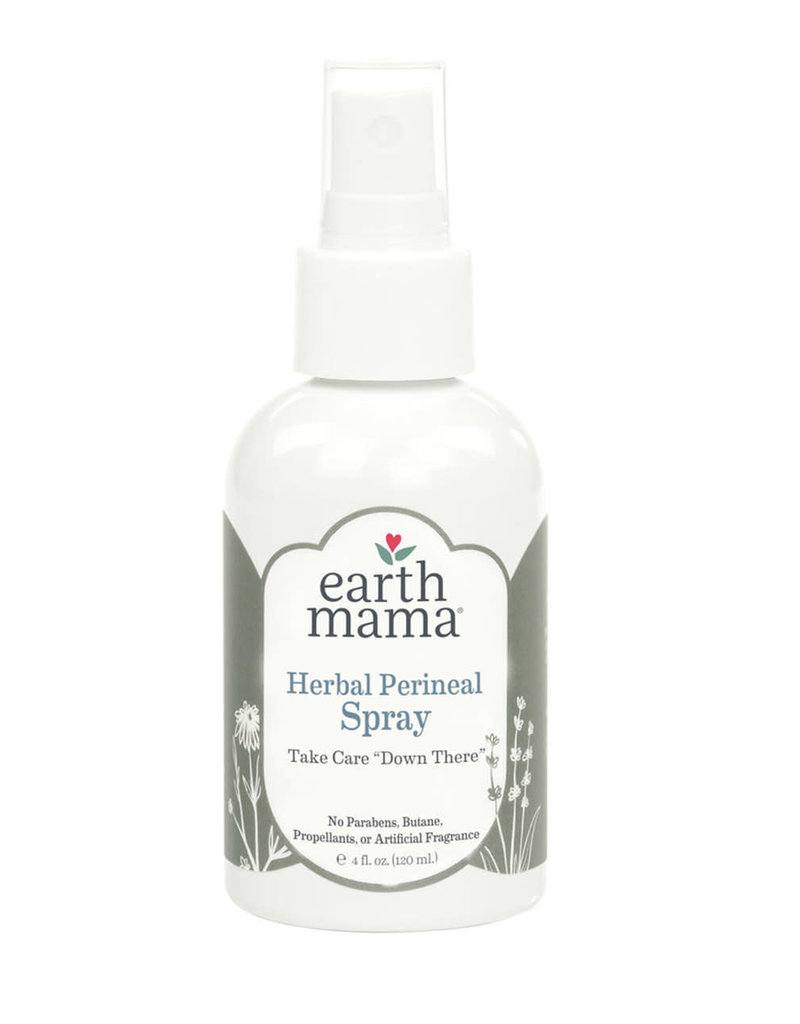 Earth Mama Organics Herbal Perineal Spray - Earth Mama Organics