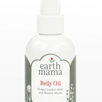 Earth Mama Organics Belly Oil 4oz