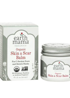 Earth Mama Organics Organic Skin & Scar Balm - 1oz