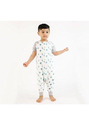 Nest Designs Bamboo Raglan Short Sleep Suit