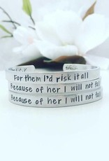 Like Mother Like Daughter Jewelry Mother Daughter Cuff Bracelets