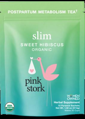Pink Stork Slim Tea