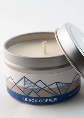 Big White Yeti Soy Candle - 6oz Tin
