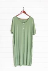 Little Sleepies Women's Bamboo Caftan Gown / House Dress