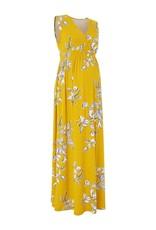JoJo Maman Bebe Floral Maternity & Nursing Maxi Dress