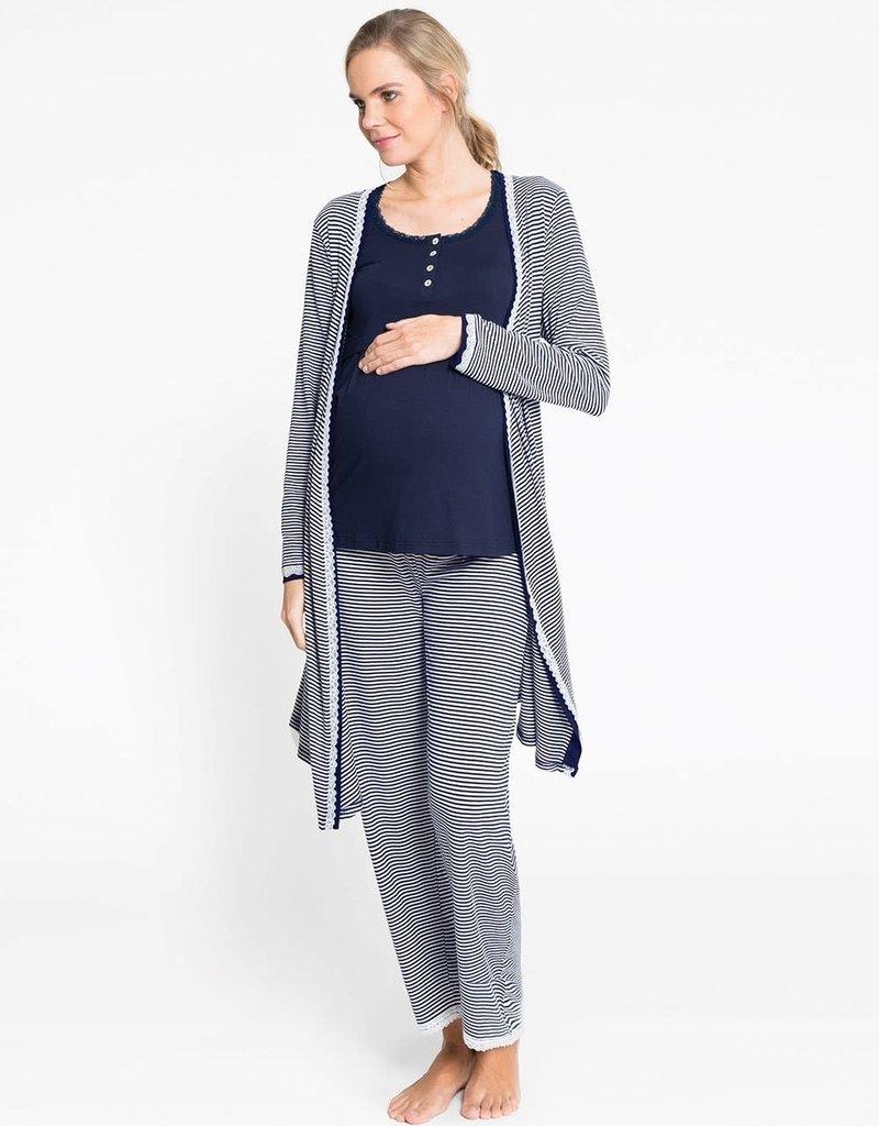 JoJo Maman Bebe Maternity & Nursing Robe - JoJo Maman Bebe