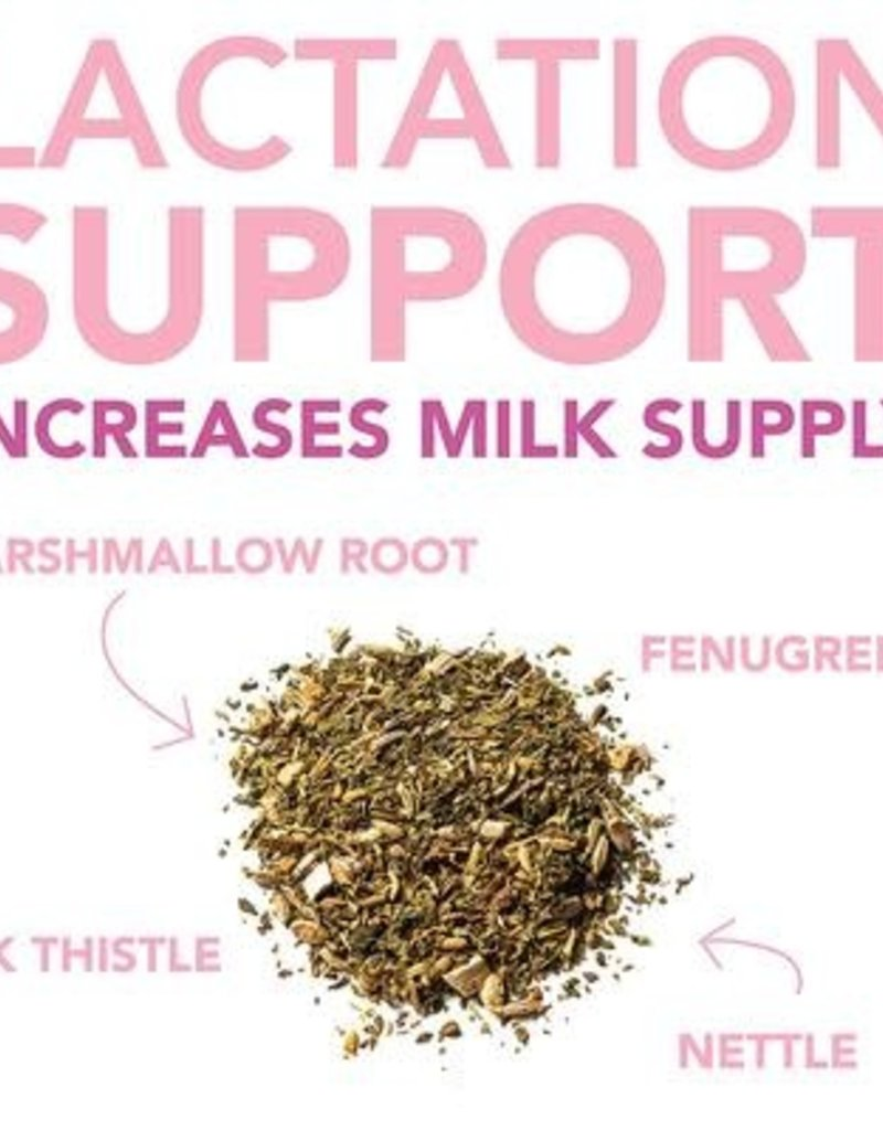 Pink Stork Lactation Smooth Vanilla Nursing Tea