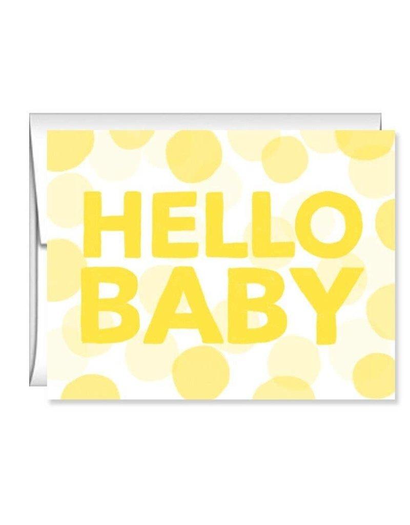 New Baby Gender Neutral Card