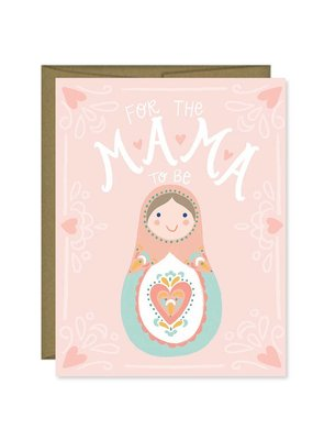 For the Mama to Be Card