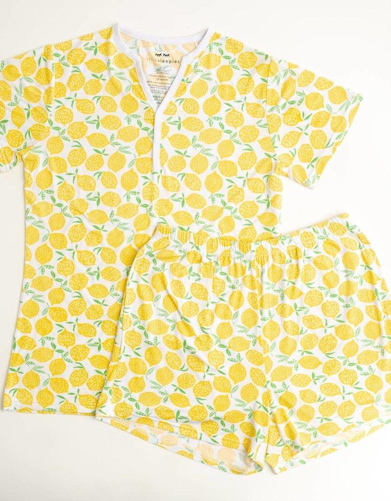 Little Sleepies Two-Piece Women's Bamboo Pajama Set
