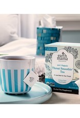 Earth Mama Organics Organic Throat Smoothie Tea