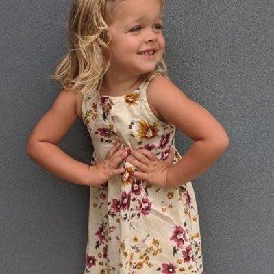 Everly Grey Catalina Kids Dress
