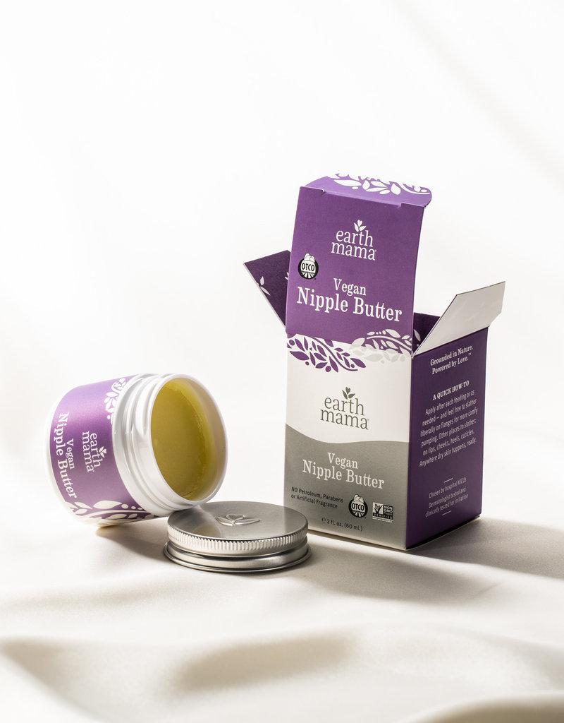 Earth Mama Organics Vegan Nipple Butter