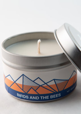 Big White Yeti Limited Edition Soy Candle - 6oz Tin