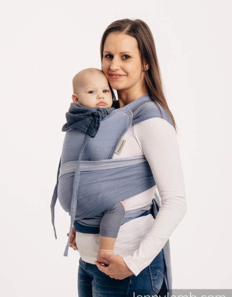 Lenny Lamb Wrap Conversion Meh Dai Toddler Size Baby Carrier