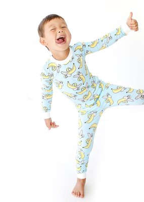 Little Sleepies Two-Piece Bamboo Pajama Set