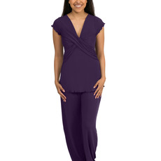Kindred Bravely Davy Nursing & Maternity Pajamas