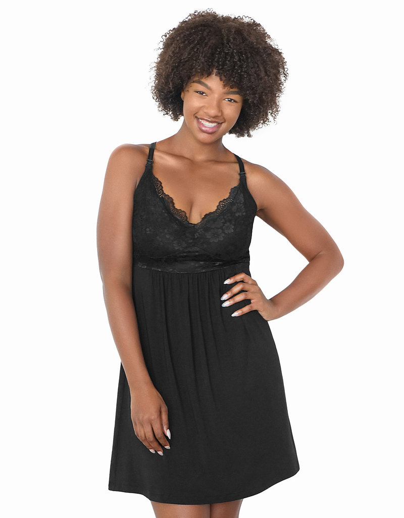 Kindred Bravely Lucille Maternity & Nursing Nightgown