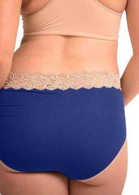 Kindred Bravely High-Waisted Postpartum Recovery Panties (5 Pack)