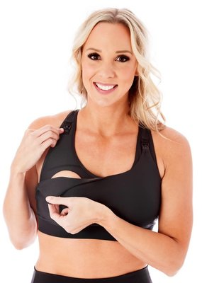 Love & Fit Athena Nursing Sports Bra