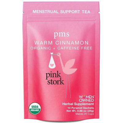 Pink Stork PMS Tea: Warm Cinnamon