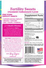 Pink Stork Fertility Sweets Hard Candy