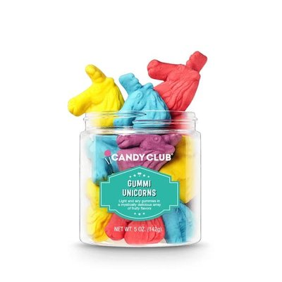 Candy Club Gummi Unicorns - 5oz