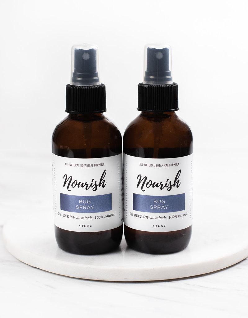 Nourish Essential Oil Bug Spray
