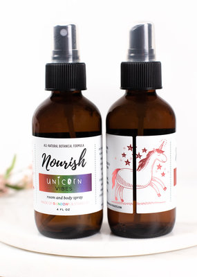 Nourish Unicorn Vibes Spray