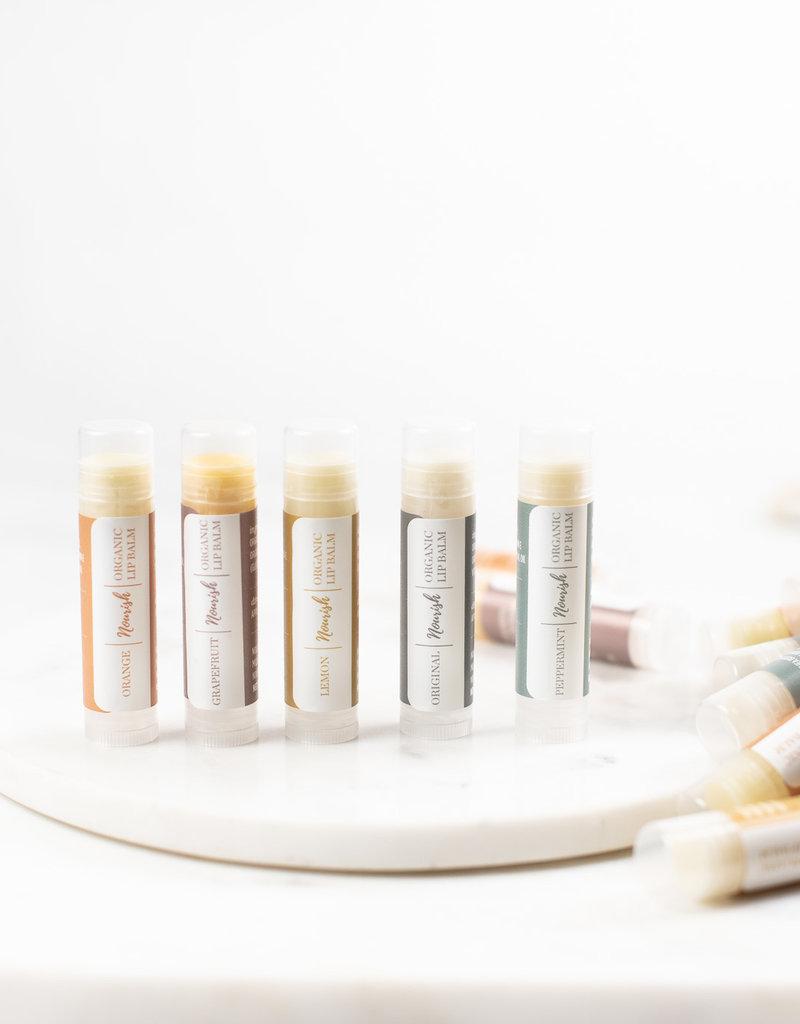 Nourish Organic Lip Balm