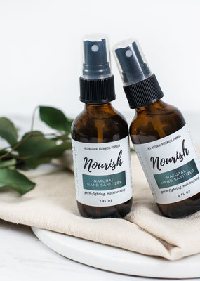 Nourish Hand Sanitizer