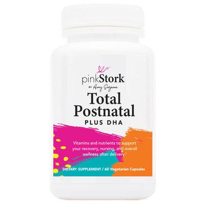 Pink Stork Total Postnatal + DHA