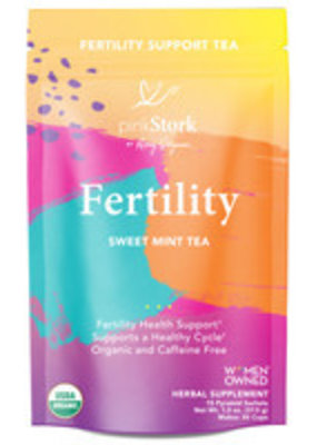Pink Stork Fertility Tea