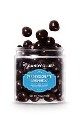 Candy Club Dark Chocolate Mini-Mels Candy Treats - 7oz