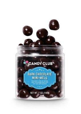 Candy Club Dark Chocolate Mini-Mels - 7oz