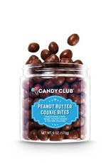Candy Club Peanut Butter Cookie Bites Candy Treat - 6oz