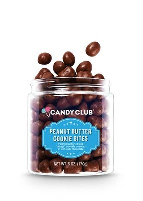 Candy Club Peanut Butter Cookie Bites - 6oz