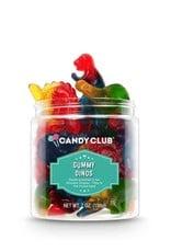 Candy Club Gummy Dinos Candy Treats - 7oz