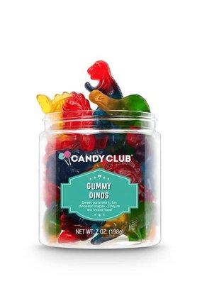 Candy Club Gummy Dinos - 7oz