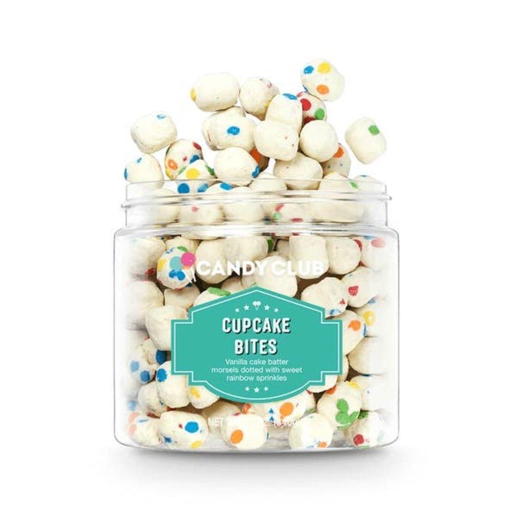 Candy Club Cupcake Bites Candy Treats - 6oz