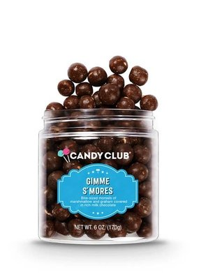 Candy Club Gimme S'Mores Bites - 7oz