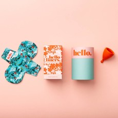 Hello Cup Menstrual Cup - Large