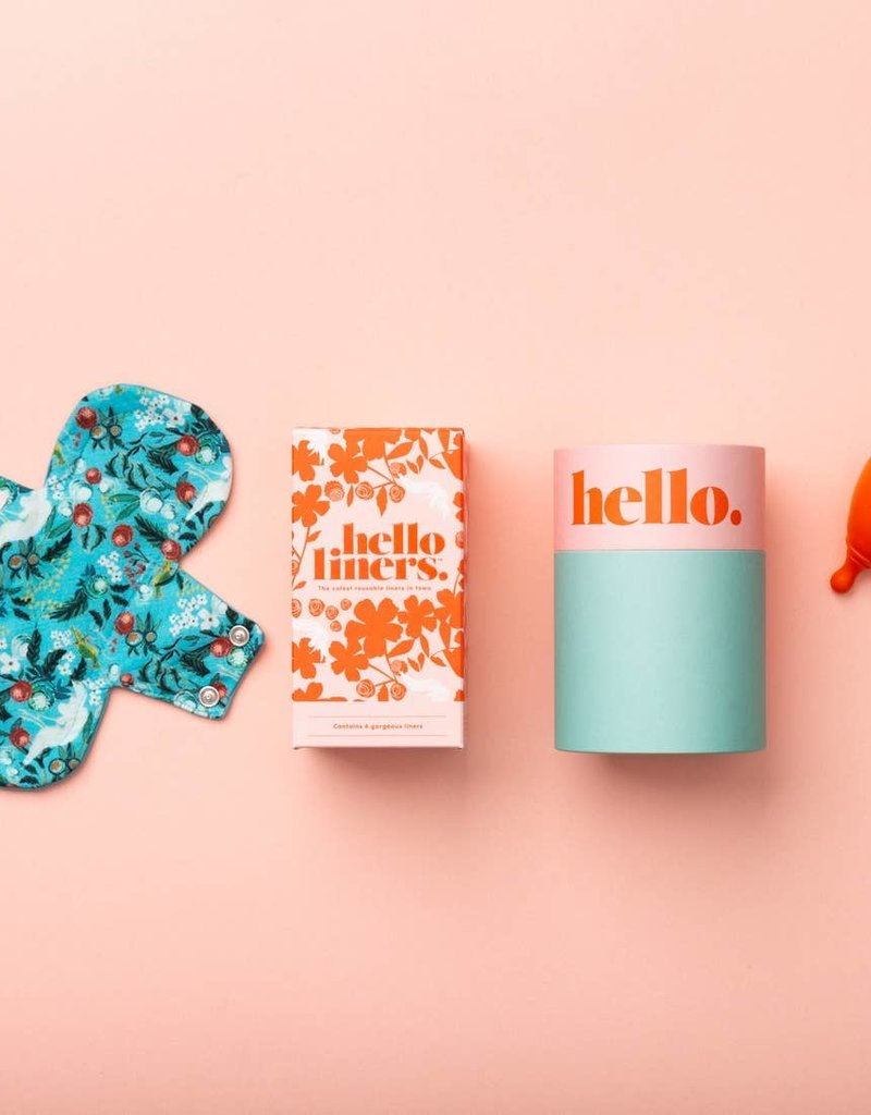 Hello Cup Menstrual Cup - S/M